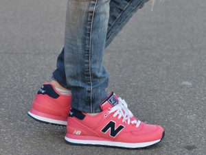 Sneakers New Balance Wl574pop