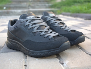 Low boots grisport Ergo Flex 14011-O17G Made in Italy