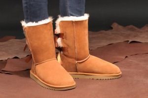 Women's ugg boots Forester 138378-1007 Auburn doubloon