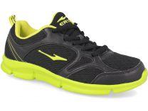 Спортивная обувь Erke 11114303326-003 унисекс   (зеленый/чёрный/жёлтый)
