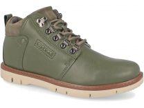 Ботинки Erke 11114322119-503 унисекс   (оливковий/чёрный)