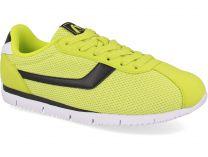 Спортивная обувь Erke 11115102469-503 унисекс   (салатовый/чёрный/жёлтый)