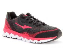 Спортивная обувь Erke 12114303227-004 унисекс   (чёрный)