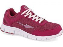 Спортивная обувь Erke 12114303311-202 унисекс   (бордовый/белый)