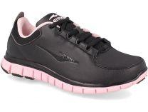 Кроссовки Erke 12114314065-003 унисекс   (розовый/чёрный)