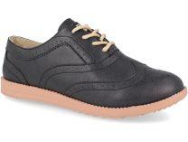 Туфли Erke 12114322157-002 унисекс   (тёмно-синий/чёрный)