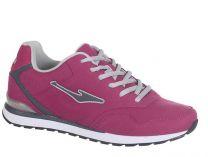 Спортивная обувь Erke 12114420400-206 унисекс   (малиновый/баклажановый /серый)