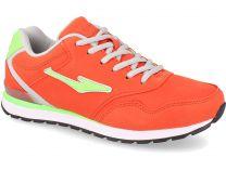 Спортивная обувь Erke 12114420400-303 унисекс   (оранжевый/зеленый)