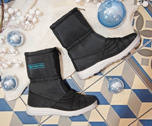 Winter boots Forester Adi Snow 26482-89 Navy Hi City