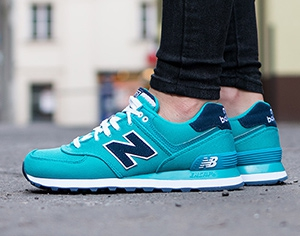 Sneakers New Balance Wl574poa