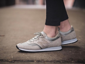 Sneakers New Balance Cw620fmb Gold