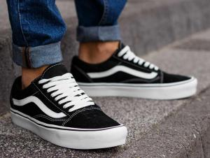 Men's canvas shoes Vans Old Skool Lite VA2Z5WIJU