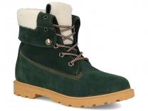 Ботинки Forester Urbanitas Green 06101-22