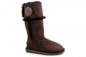 Winter boots Forester 101095-1003 Chocolate sheepskin