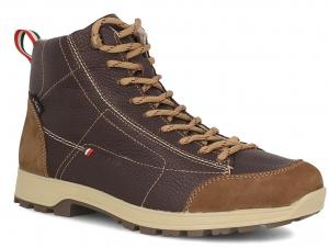 Мужские ботинки Forester 12003-V3   (коричневый)