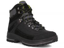 Мужские ботинки Forester 13127-V2   (чёрный)