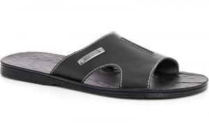 Slippers Forester 022-4306-27 Black