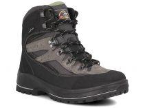 Ботинки Forester 3221-V54 унисекс   (чёрный/серый)
