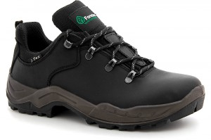 Men's shoes Forester Trekking 3515-14Fo Black Leather