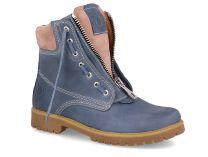 Ботинки Forester 3993-40 унисекс   (голубой)
