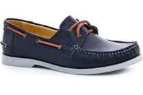 Men's moccasins Forester Original 5037-89 Navy Navy
