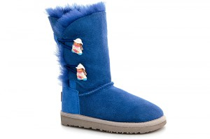 Kids ugg boots Forester 51003 - 1013-1