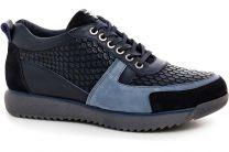 Men's shoes Forester 7360-89 Black