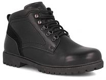 Men's shoes timberlands Forester 755-27 (black)