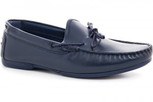 Loafers Forester 7550-89 Dark blue