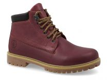 Men's shoes Forester Plum Crazy 7751-800 Wool insulated