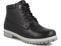 Чоловічі черевики Forester Black Urb 8751-271