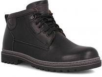 Мужские тимберленды Forester 8757-27   (чёрный)
