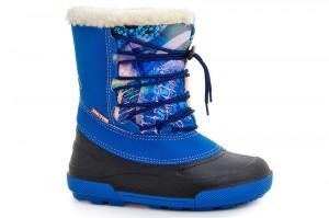 Взуття на відлигу Forester Freestyle 9501-40 Сині
