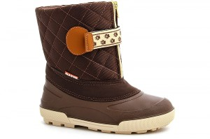 Winter snowboots Forester Snow 95014-45 Dark-brown