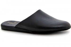 Leather Slippers Forester Home 771-27