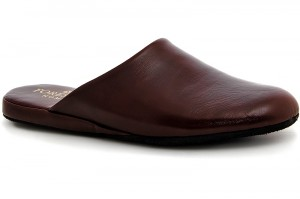 Leather Slippers Forester Home 771-45