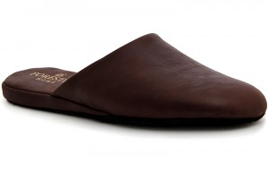 Leather Slippers Forester Home 771-451