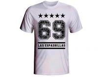 Футболка Las Espadrillas 69 405105-F255