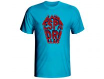 Мужские футболки Las Espadrillas 405106-C308   (голубой)