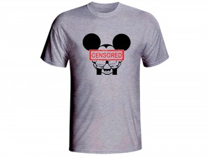Футболка Las Espadrillas Mickey Mouse 405101-G858