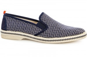 Мужские мокасины Las Espadrillas Fv5069 Made in Spain