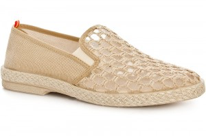 Women's moccasins Las Espadrillas Fv5580 Made in Spain