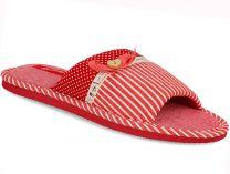 Шлепанцы Gemelli 1501241-47 унисекс (красный)
