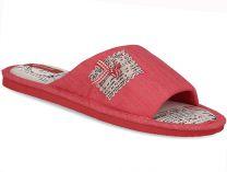 Женские шлепанцы Gemelli 1601357-34 (розовый)