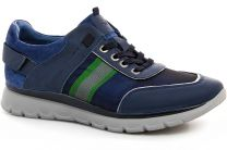 Men's shoes Greyder BOSS 3731-5852 (blue)