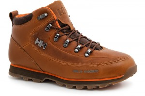 Чоловічі черевики Helly Hansen The Forester 10513 746 Коричнева шкіра