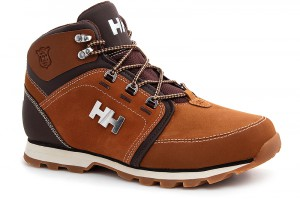 Ботинки Helly Hansen Koppervik 10990 741 Brown Nubuk
