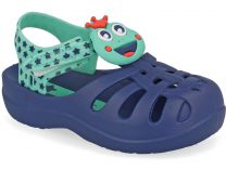 Sandals Ipanema Summer Baby 81948-23566 III (Navy/green)