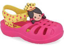 Сандалии Ipanema Summer Iii Baby 81948-24192 унисекс   (розовый/жёлтый)