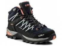 Boots CMP Campagnolo Rigel 3Q12946 Mid-92AD
